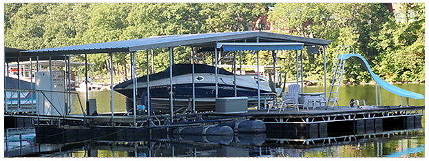 dock pest control at lake of the ozarks